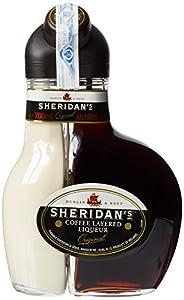 Sheridan's Crema de licor café y chocolate negro - 700 ml