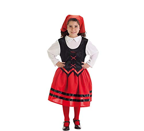 LLOPIS  - Disfraz Infantil pastorcita t-l