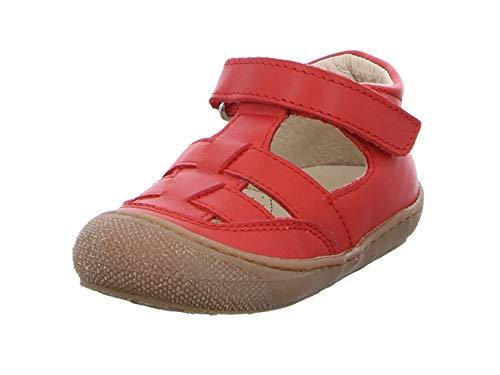 Naturino WAD, Sandales Mixte bébé, Rouge (Rosso 0h05), 25 EU