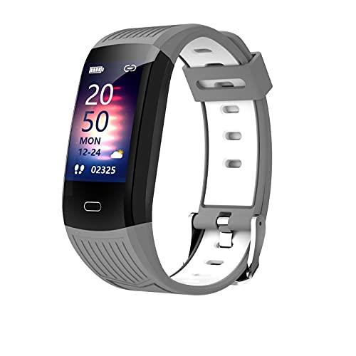 Reloj inteligente M9s, IP67, resistente al agua, con pantalla HD de 0.96 pulgadas, contador de calorías, podómetro, pulsera deportiva Bluetooth para niños y adultos