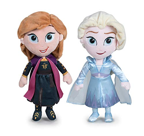 Disney - Frozen Pack 2 Plüsch 11'81