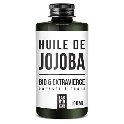 OLIO DI JOJOBA BIO 100% Puro e naturale, ricavato a freddo & Olio Extra...
