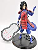 Prodigy Toys Naruto Uchiha Madara Action Figure (Comes with Adhesive Glue)