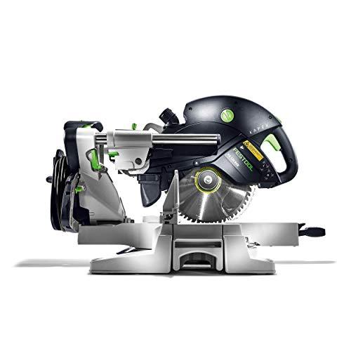 Festool 575306 Kapex KS 120 REB Miter Saw (Newest Model) (Renewed)