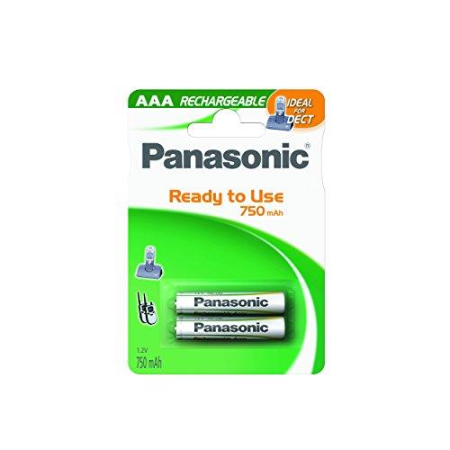 Panasonic 1678 Evolta Akku R2U P03 AAA750mAh