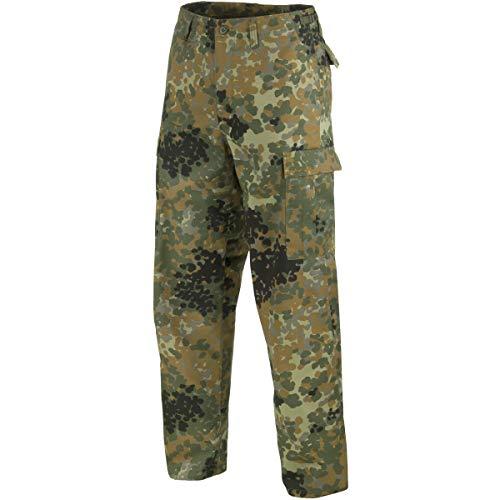 Mil-Tec BDU Ranger combattimento Pantaloni Flecktarn taglia M
