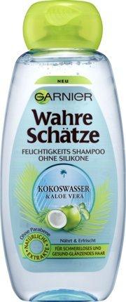 Garnier Ultra Doux/Whole Blends Coconut Water & Aloe Vera Shampoo 300 ml / 10 fl oz