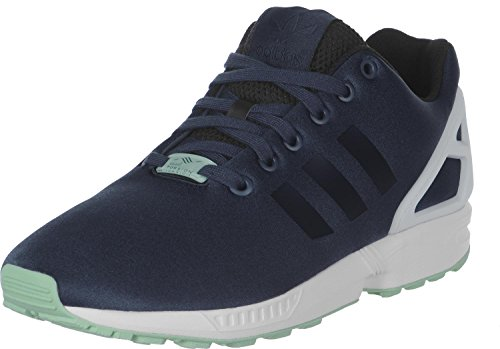 Adidas ZX Flux, Unisex-Turnschuhe für Erwachsene, blau - blau - Größe: 40