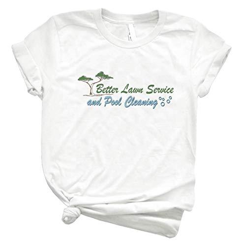 Better Lawn Service - Best Unisex Trending Handmade T-Shirt Gift Idea Customize Shirt for Woman