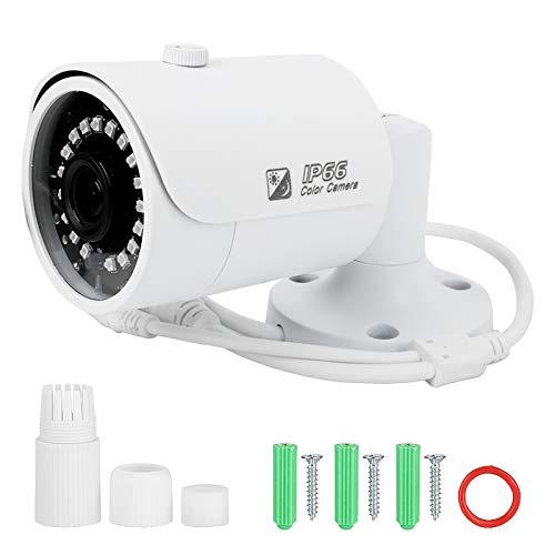 Cámara de red HD de 3MP, cámara de red IP, cámara de red IP para exteriores de 3MP 1080P para seguridad Cámara de visión nocturna por infrarrojos a prueba de agua, máquina impermeable de visión noctur