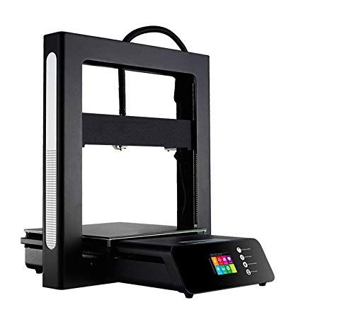 3D Printer I3 Upgrade DIY Full Metal frame 3D High Precision shipping from UK (Color : Anycubic Mega S)