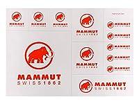 MAMMUT(マムート)13 ステッカー シートLOGO