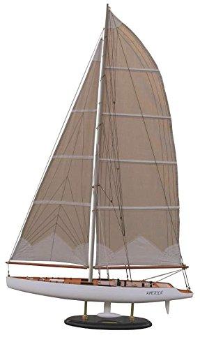 Batela gran barco modelo columbio Blue de madera-bote terminada modelo