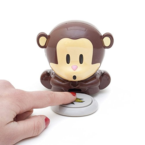 * Scimmietta Asciugasmalto - IDEA REGALO