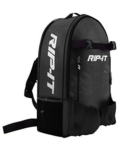 RIP-IT Baseball/Softball Bat Backpack - Black