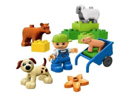 LEGO Duplo 4972 - Bauernhoftiere