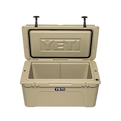YETI Tundra 65 Cooler, Desert Tan