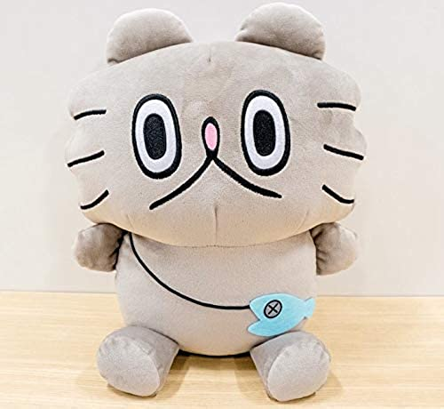 taito NEKO NO BU chan BIG stuffed toy 30cm LINE stamp Kawaii japan