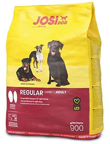 Josera Hundefutter JosiDog Regular, pack  1 X 900 g