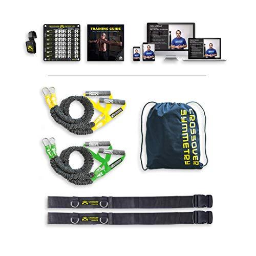 Crossover Symmetry Einsteiger-Einzelpacket mit Türgurten