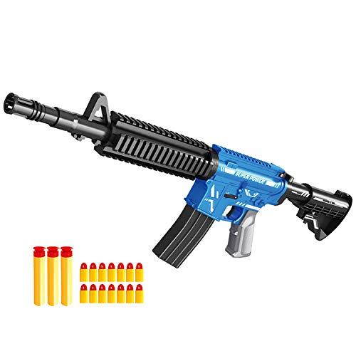 JINGYD Pistola Giocattolo, Arma da Combattimento Militare, Fucile da cecchino, Fucile da cecchino CS all'aperto per Bambini