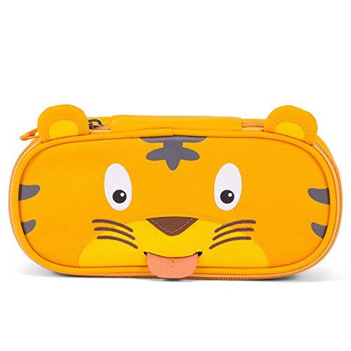 Affenzahn Mäppchen für 1-5 jährige im Kindergarten - Tiger - Gelb