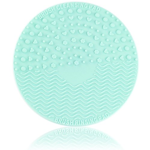 UNeed Silicone Makeup Brush Cleaning Pad Cosmetic Brush Cleaning/Washing Mat