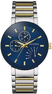 Bulova Men's 40mm Modern Stainless Steel Two-Tone Watch