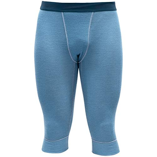 Devold 190 Performance Wool Mesh 3/4 Long Johns Pants Men - merinowas