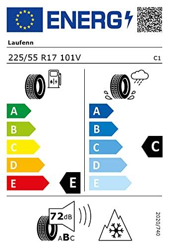 225/55VR17 TL I-FIT + LW31 XL (UE) 101V *E*