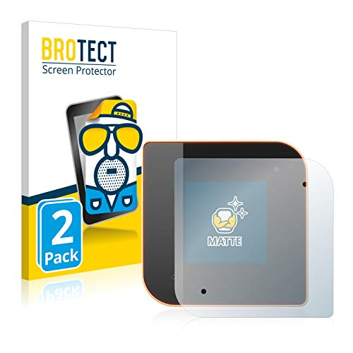 BROTECT Protector Pantalla Anti-Reflejos Compatible con Wallbox Copper C (2 Unidades) Pelicula Mate Anti-Huellas