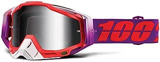100 % Goggle Race Craft Corvette–Gafas Red Mirror