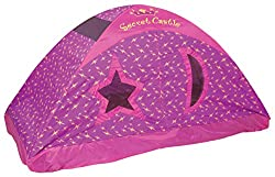 bed tent for kids for girl who loves to be outdoors