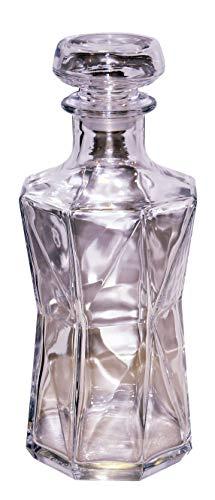 Listado de Licoreras de vidrio, tabla con los diez mejores. 10