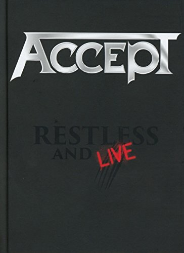 Restless & Live. Blind Rate: Live In Europe [DVD]
