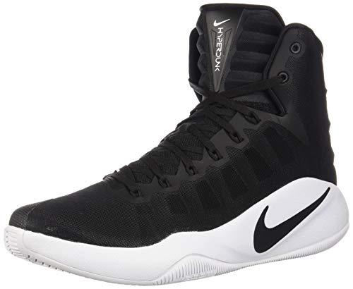 Nike Herren 844368-001_46 Basketballschuhe, Black, EU