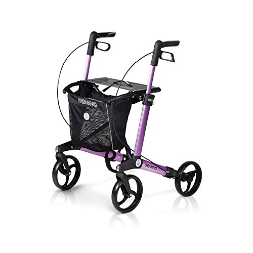 Sunrise Medical Gemino 30 S pink Leichtgewichtrollator