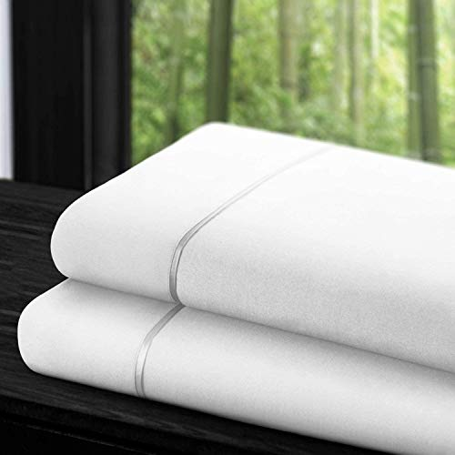 Zen Home Luxury Flat Sheet (2-Pack) - 1500 Series Luxury