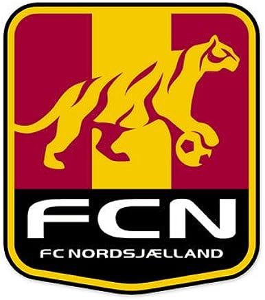 FC Nordsjaelland - Denmark Football Soccer Futbol - Car Sticker - 5