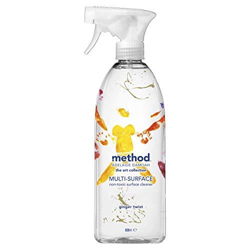 Method Limitada edición multiusos limpiador de jengibre Twist, 828 ml