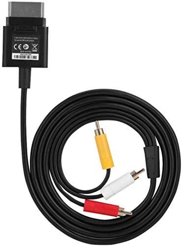 PFTHDE Consola de Juegos Cable AV Cable de Audio y Video para...