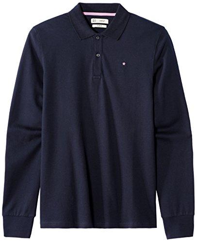 Celio Herren JESLIMML Poloshirt, Bleu (Navy Blue 02), S