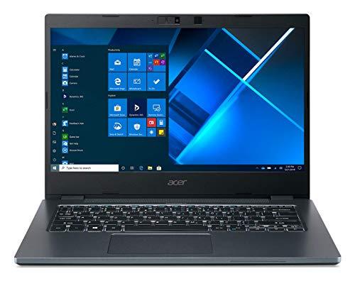"Acer Travelmate P4 Thin & Light Business Laptop, 14.0"" Full HD, Intel Core i5-1135G7, 8GB DDR4, 512GB NVMe SSD, Thunderbolt 4, Intel Wi-Fi 6, Mil-Spec, Fingerprint Reader, Win 10 Pro, TMP414-51-506U"