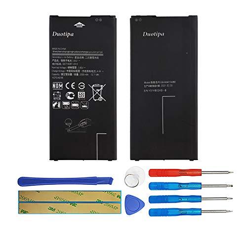Duotipa Batteria di ricambio EB-BG610ABE compatibile con Samsung Galaxy J4+ J4 Plus SM-J415F J6+ J6 Plus SM-J610F con attrezzi