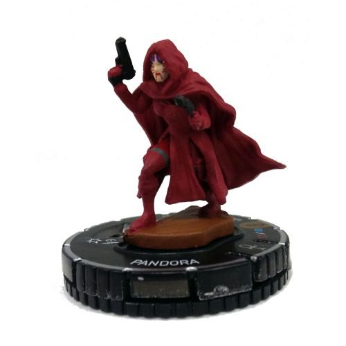 Heroclix DC The Flash #062 Pandora Figure Complete with Card (Chase)