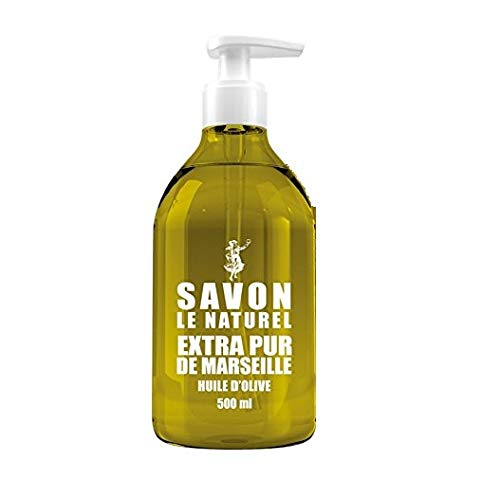 Savon le Naturel - EXTRA Puro de Marsella con aceite de oliva - 500 ml