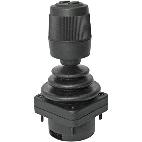 Unbekannt APEM HF45S10 Joystick 4.5 V Knebel Steckanschluss IP68 1 St.