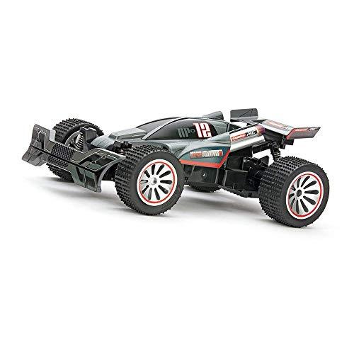Carrera RC 370162095X 2,4GHz Speed Phantom 2 I Ferngesteuertes Auto für drinnen & draußen I Elektro-Mini-Car zum Mitnehmen inkl. Fernbedienung I Spielzeug für Kinder ab 6 Jahren & Erwachsene