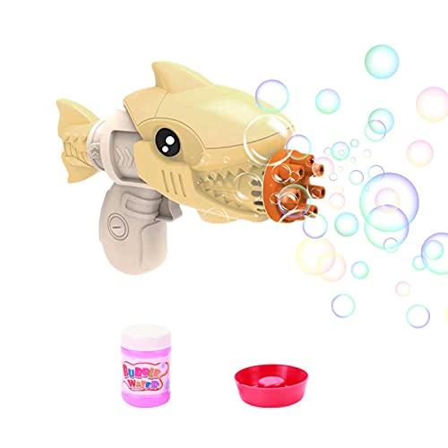 Máquina De Burbujas - Máquina De Burbujas Para Niños Pequeños Dinosaur Dibujos Animados De Dibujos Animados Juguetes Para La Fiesta De Boda Al Aire Libre Interior, Regalos Para Niños Dos Formas