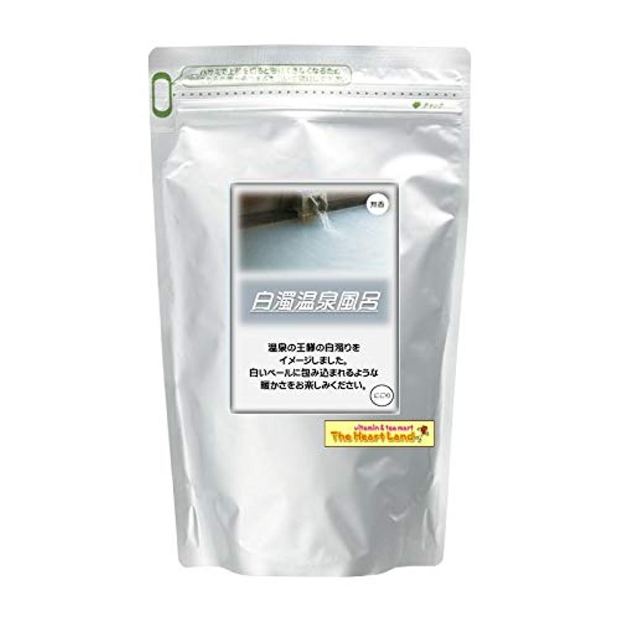 見込みリーフレット肉腫アサヒ入浴剤 浴用入浴化粧品 白濁温泉風呂 2.5kg